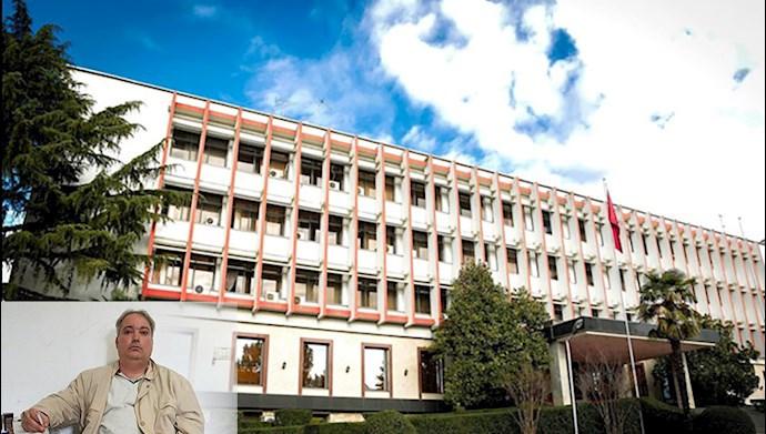 وزارت خارجه آلبانی