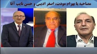 گفتگو با  ملی پوشان ورزش ایران