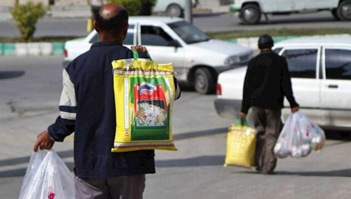 خط فقر در ایران ۱۰میلیون
