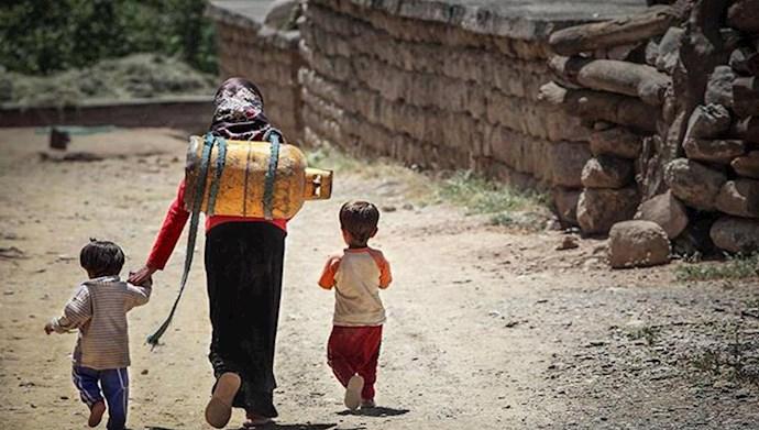 ۵۰درصد از جمعیت ایران زیر خط فقر مطلق