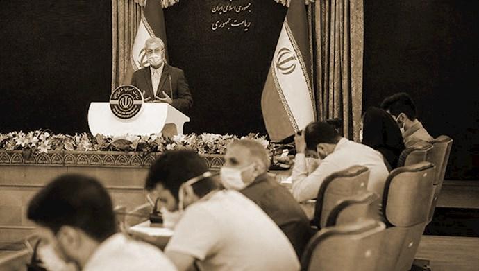 علی ربیعی سخنگوی دولت روحانی