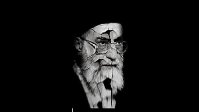 درهم شکستگی خامنهای