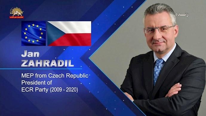 یان زهرادیل ـ نماینده پارلمان اروپا، رئیس حزب محافظهکاران و رفرمیستهای اروپا - 0