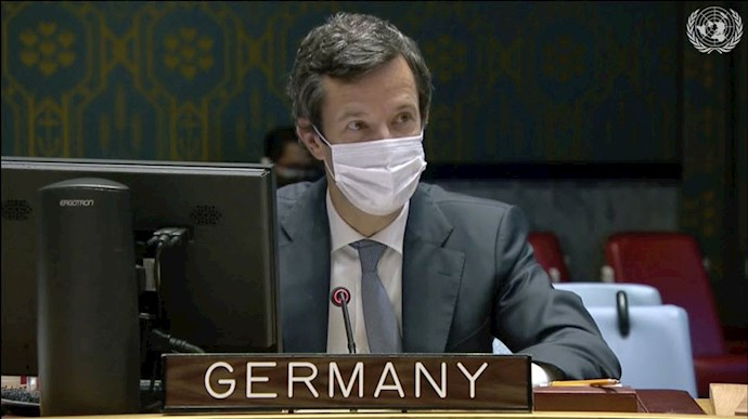 گونتر ساوتر Günter Sautter، معاون نماینده دائم آلمان در سازمان ملل