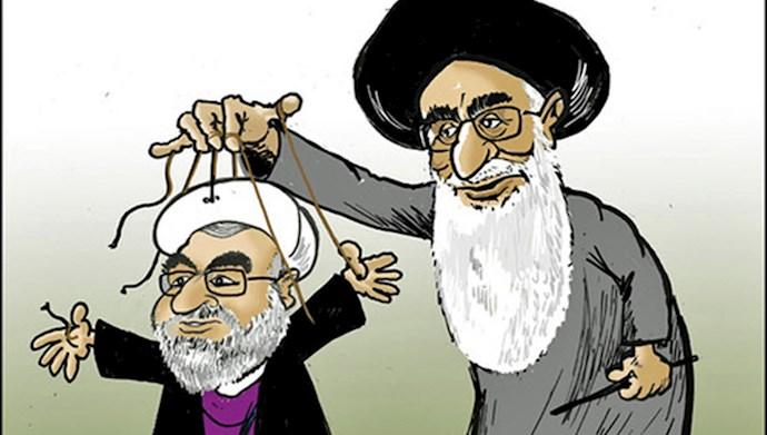 نمای روز ـ وعدههای پوچ خامنهای و روحانی و روزهای سیاه کرونا
