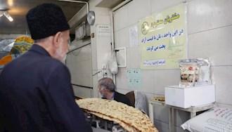 نانوایی -  عکس از آرشیو