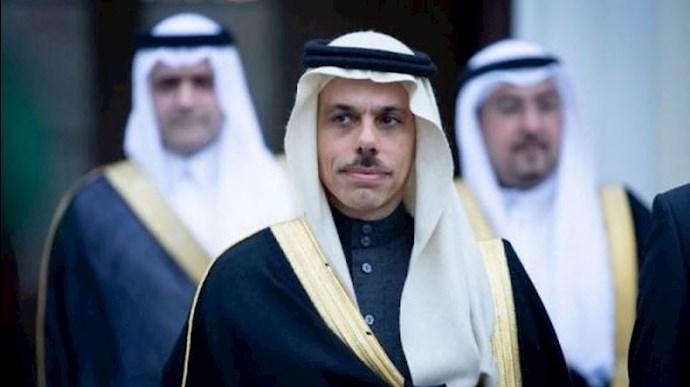فیصل بن فرحان؛ وزیر امور خارجه عربستان
