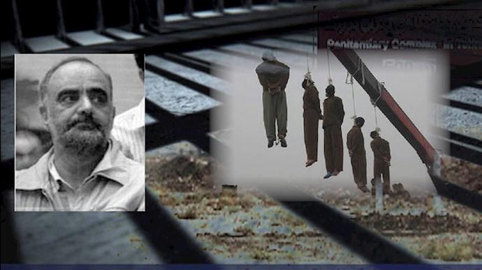 مرگ دژخیم  حداد قاضی قضاییه جلادان