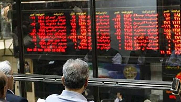 بازار بورس تهران