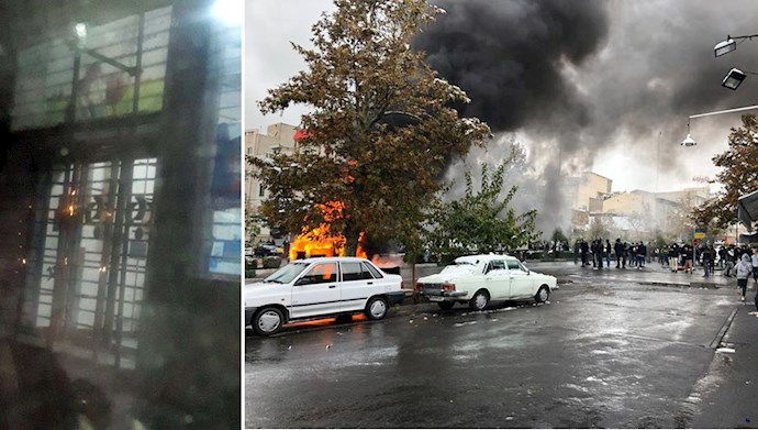 قیام آبان ۹۸- اقدامات پیشگیرانه در وحشت از قیام در زنجان