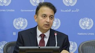 جاوید رحمان گزارشگر ویژه حقوقبشر برای ایران