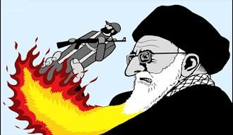 نمای روز ـ جدال میان ترسوهای نظام و باند خامنهای