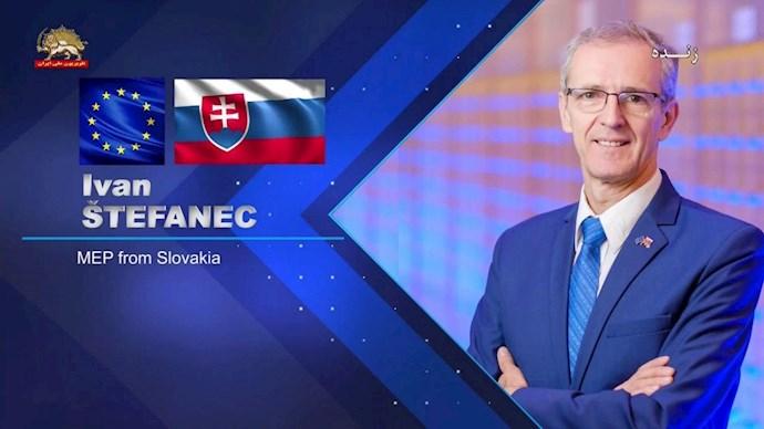 ایوان استفانتس نماینده پارلمان اروپا از اسلواکی - 0