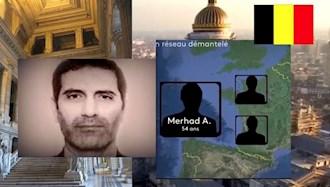 محاکمه دیپلمات تروریست رژیم در بلژیک