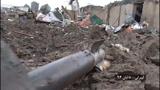 هفتم آبان سالگرد سنگینترین حمله موشکی برای قتلعام مجاهدین در لیبرتی
