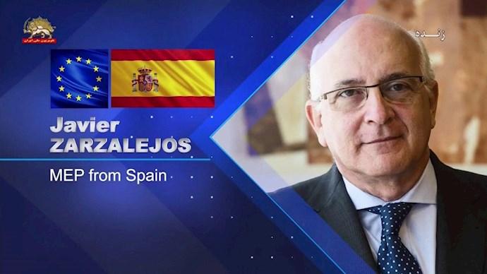 خاویر زارزالاخوس نماینده پارلمان اروپا - 0