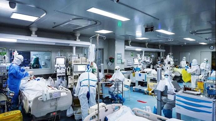 بیمارستانهای جای خالی برای بیماران کرونایی ندارد