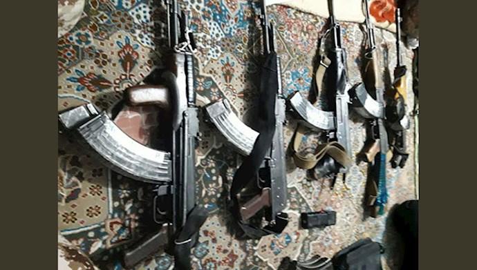 افزایش ۲۰درصدی کشف سلاح در خراسان رضوی
