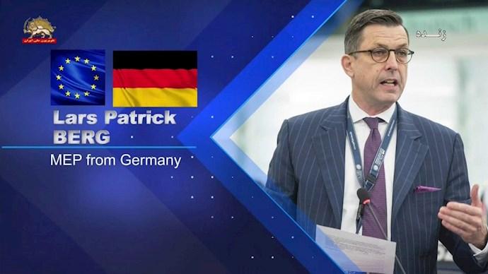 لارش پاتریک برگ نماینده پارلمان اروپا از آلمان - 0