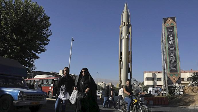تحریمهای تسلیحاتی رژیم ایران