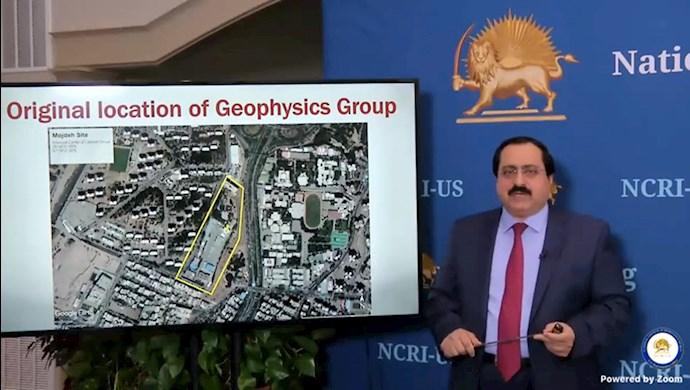 افشای مرکز جدید رژیم آخوندی برای ساختن بمباتمی - ۲۵مهر۹۹