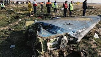 سرنگونی هواپیمای  مسافری اوکراینی