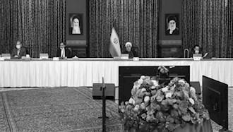آخوند روحانی در هیات دولت