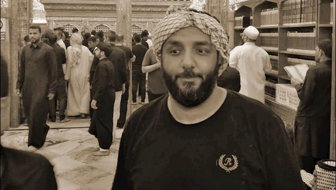 هلاکت پاسدار بسیجی محمد محمدی