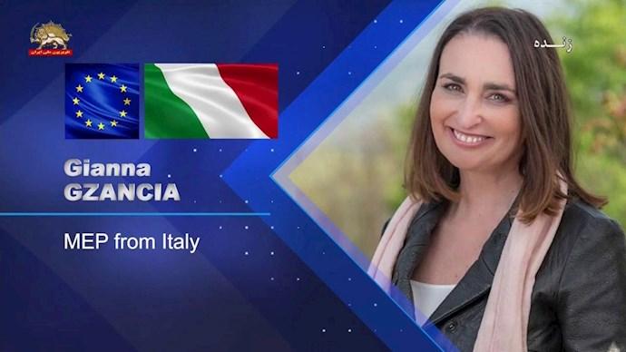 جانا گانچا نماینده پارلمان اروپا از ایتالیا - 0