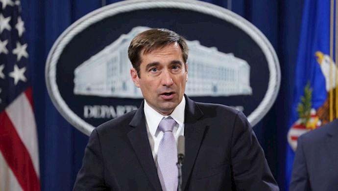 جان دمرس، دستیار دادستان کل آمریکا در امور امنیتی