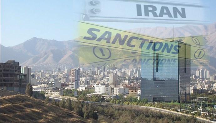 تحریمهای بانکی رژیم ایران