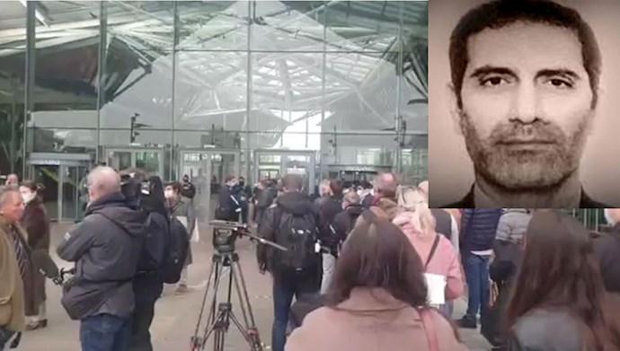تلویزیون کانال۳ فرانسه:دادگاه بلژیک فرصت تاریخی برای مجاهدین