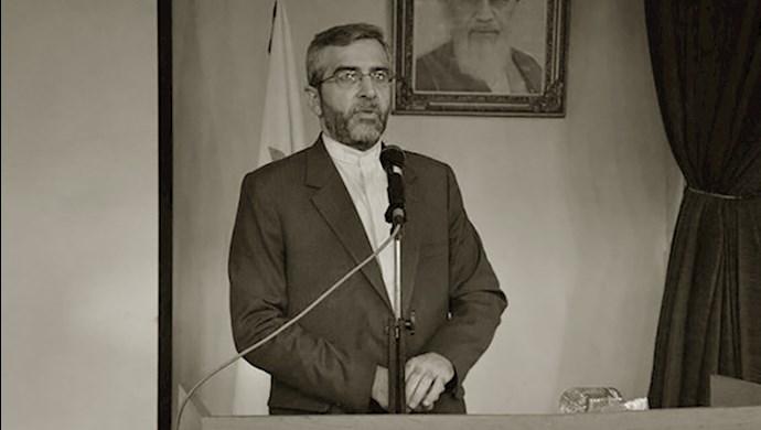 دژخیم علی باقری معاون رئیسی جلاد