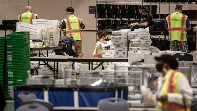 انتخابات ریاست جمهوری در فیلادلفیا