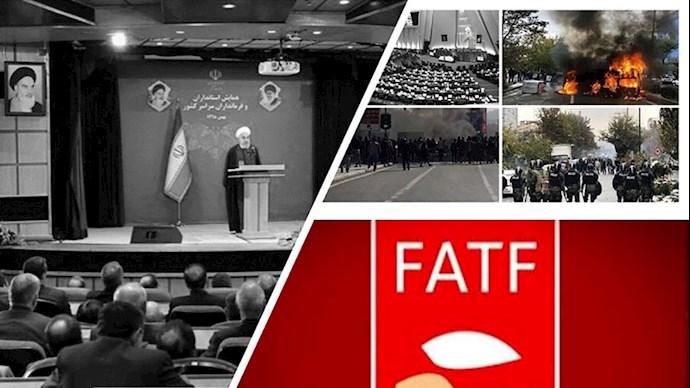 عدم تصویب FATF