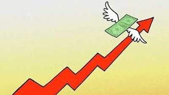 چند برابر شدن قیمت کالاهای مصرفی