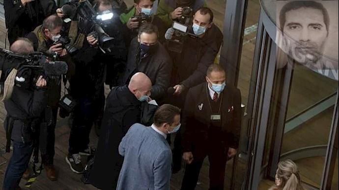 محاکمه اسدالله اسدی دیپلمات رژیم ایران که قصد راهاندازی حمام خون در قلب اروپا را داشت