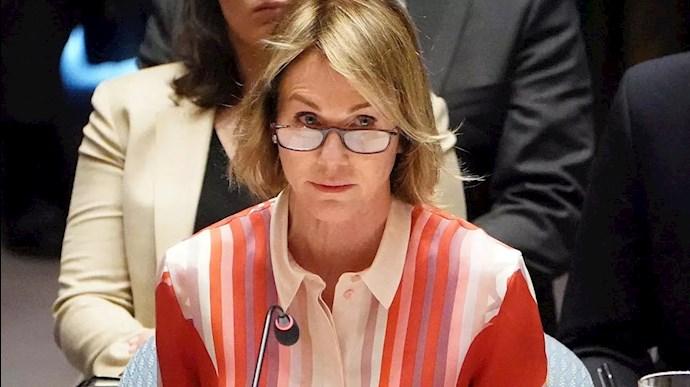 کلی کرافت، نماینده دائم آمریکا در سازمان ملل متحد