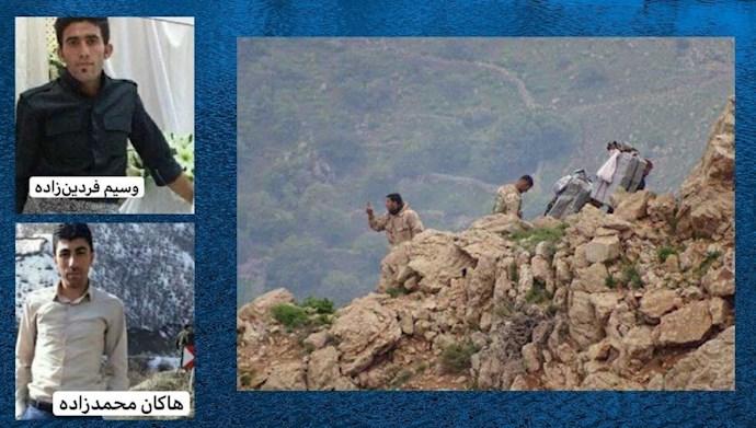 قتل دو کولبر هموطن کرد توسط پاسداران جنایتپیشه