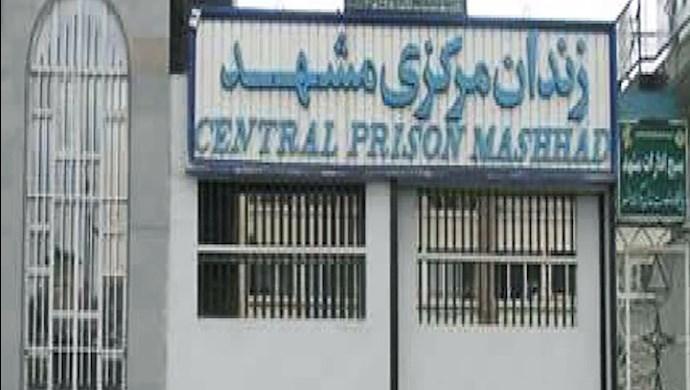 اعدام یک زندانی در مشهد توسط دژخیمان خامنهای