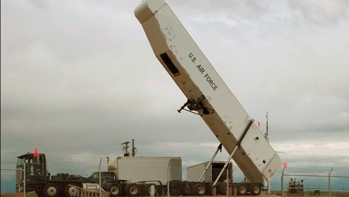 آزمایش موشک قارهپیمای آمریکا