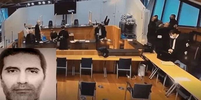 دادگاه آنتورب بلژیک