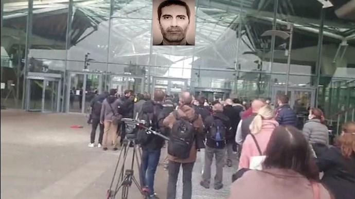فیگارو: اسدالله اسدی با مجازات حبس ابد روبهروست