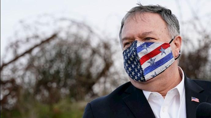 پمپئو وزیر امور خارجه آمریکا