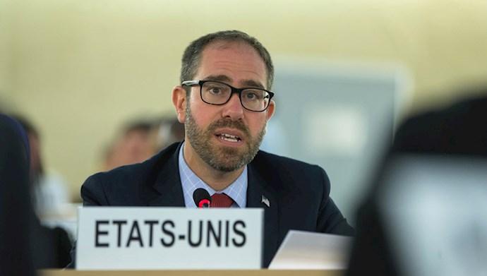 جیسون مَک، نمایندگی آمریکا در سازمان ملل متحد