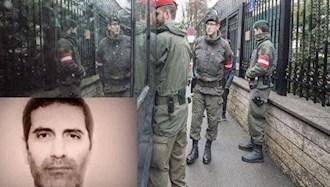 محاکمه دیپلمات تروریست آخوندها