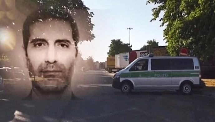 اسدالله اسدی دیپلمات تروریست رژیم ایران