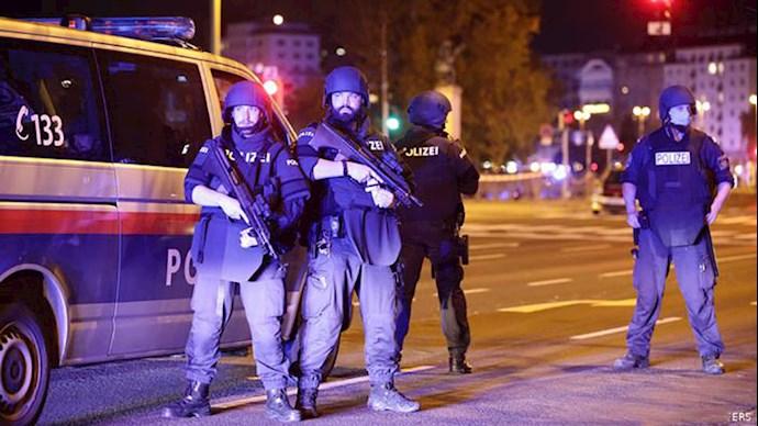 سه روز عزای عمومی در اتریش