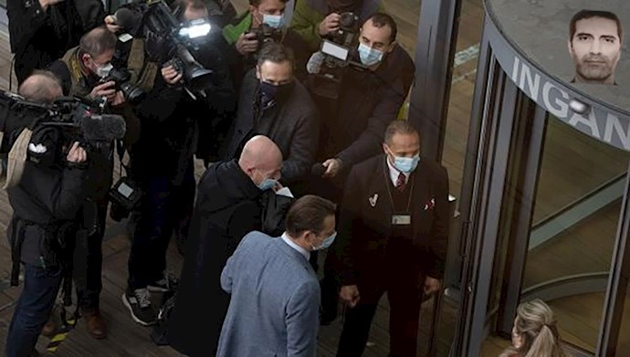 محاکمه اسدالله اسدی و سه تروریست همدستش
