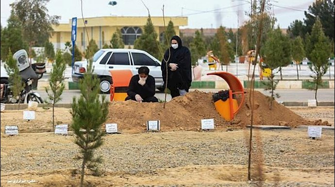 فاجعه کرونا در ایران